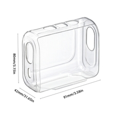 2021 New Silica gel Case for JBL GO 3 Portable Wireless Bluetooth Speaker Outdoor Travel Protective Carrying Storage Bag