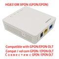 XPON ONU GPON EPON HG8310M Гибридный ONT HS8010H с одним портом Lan, применяется к режимам FTTH, терминал, английская версия, 100% оригинал, Новинка
