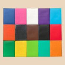100 adet/grup renk mat tahta oyunları kart kollu, ticaret kartları koruyucu için Tarot kalkan büyülü kart kapağı PKM/YGO 66x91mm