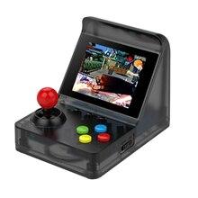 Powkiddy 3 дюйма 320x240 A7 игровая консоль ретро-плеер 32 бит встроенные 520 классические игры Поддержка двойных и Tf карт Макс 32G