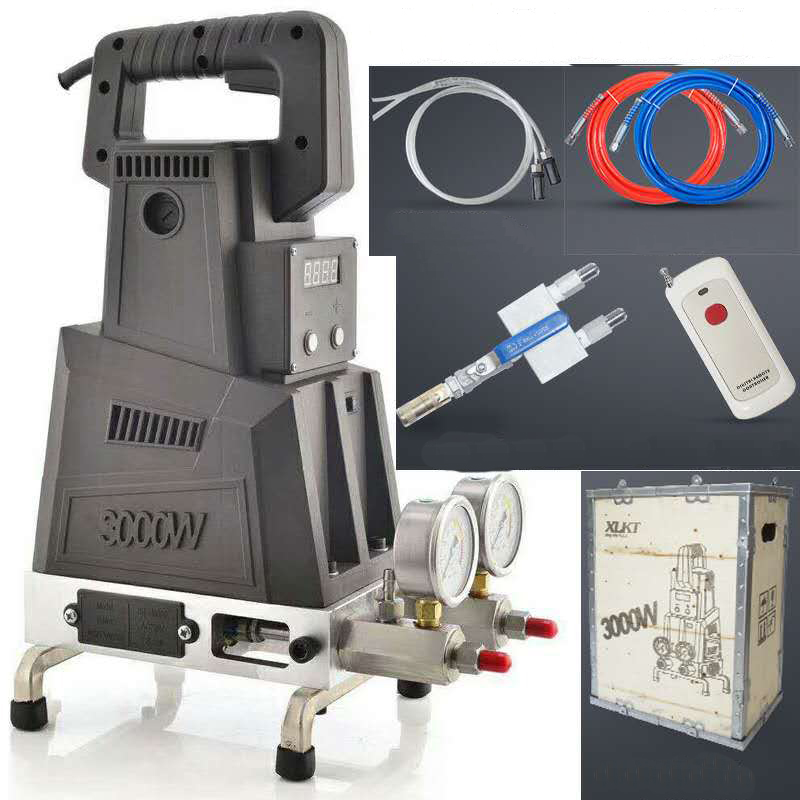 3000W Intelligent Multi-function Water Curing High Pressure Injection Machine Grouting Pump