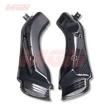 For GSXR600 GSXR750 2001 2002 2003 GSXR1000 K1 K2 01 02 GSXR 600 750 1000 Motorcyle Air Intake Tube Duct Cover Carbon