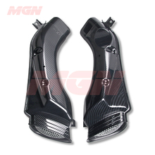 Duct-Cover Air-Intake-Tube 2003 2002 Carbon 2001 GSXR750 1000 Motorcyle for Gsxr750/2001/2002/..