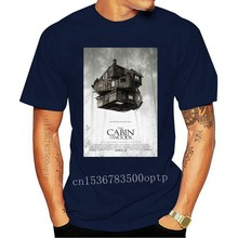 Cabin In The Woods Cool Horror Cult Classic Movie Poster Fan T Shirt 100% Cotton Brand New T Shirts
