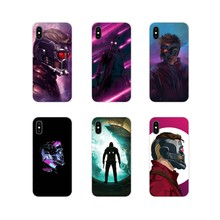 Прозрачный мягкий чехол для Samsung A10 A30 A40 A50 A60 A70 M30 Galaxy Note 2 3 4 5 8 9 10 PLUS Starlord Gurridans Of The Galaxys