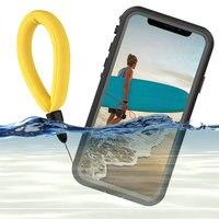 Funda impermeable IP68 para iPhone 13, 12 Pro Max, 11, 11Pro, X, Xs, Xr, deportiva, protección 360, Mini