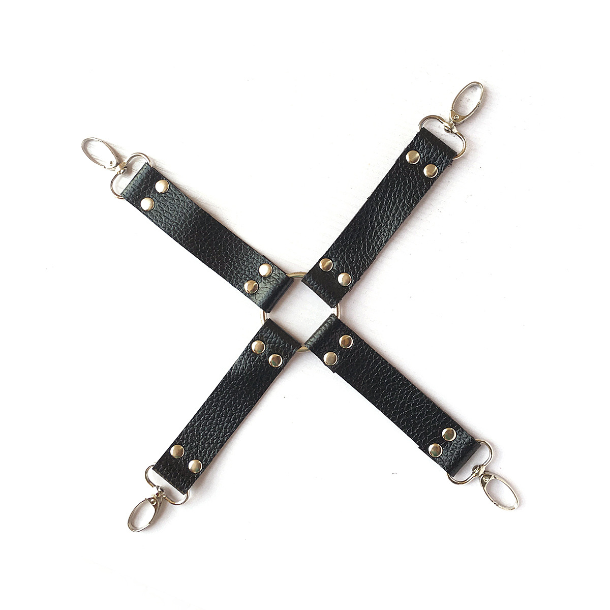 10 Pcs/set Bdsm Bondage Set Tail Anal Plug Handcuffs Nipple Clamps Gag Whip Rope Toys For Couples