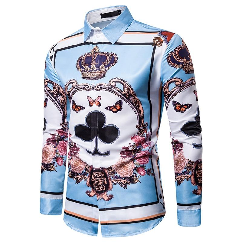Royal-Crown-Print-Black-Shirt-Men-Luxury-Casual-Camisas-Hombre-Manga-Larga-High-Quality-Business-Formal (3)