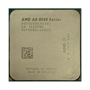 AMD A8 5500 5500K CPU Quad-core FM2 interface set display 3.2Ghz 65W AD5500OKA44HJ