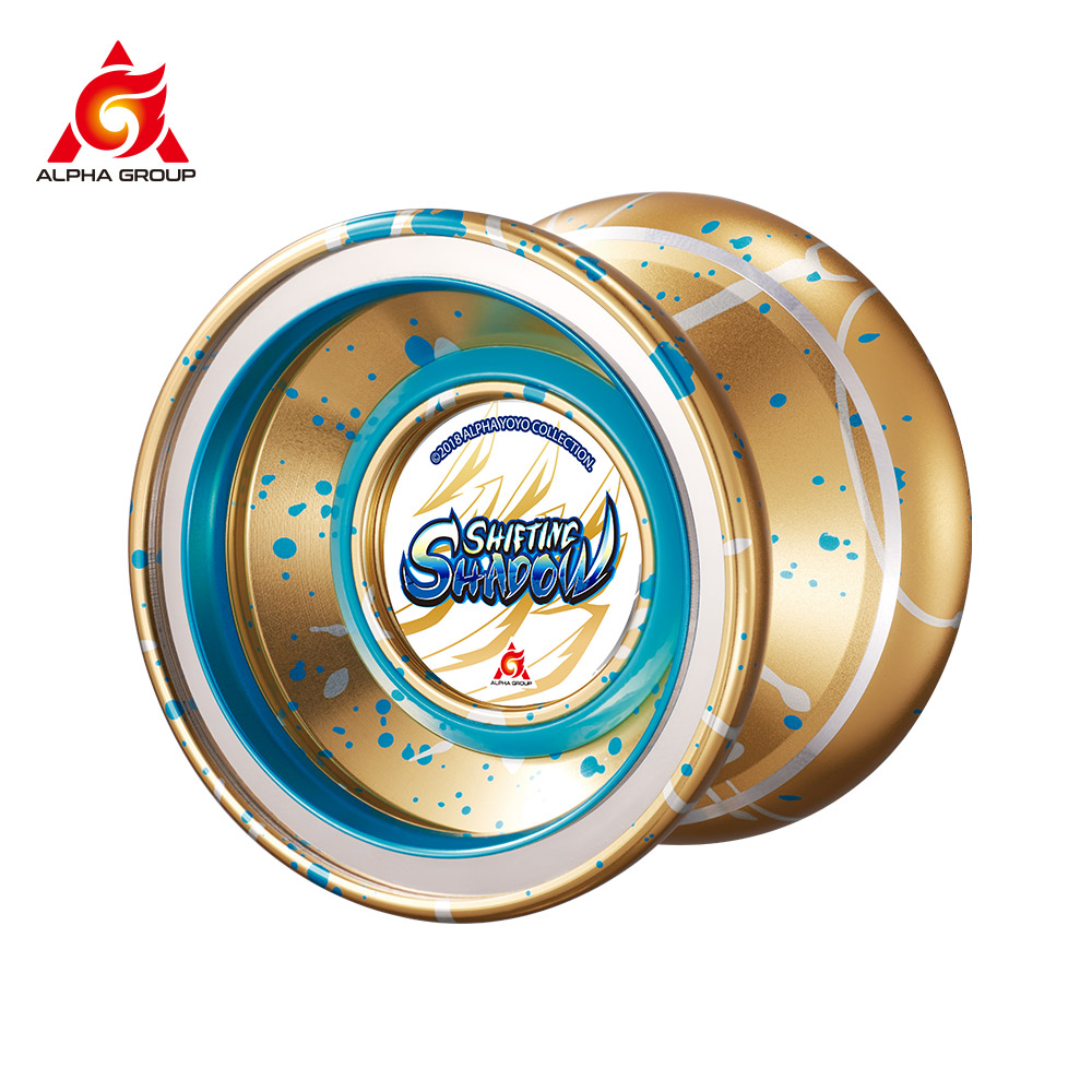 Hot DealsMagic Yoyo Toys Polyester-String Flame-Series Blazing Team Professional Kids Funny