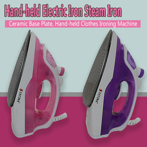 1200W Electric Irons Steam Fla