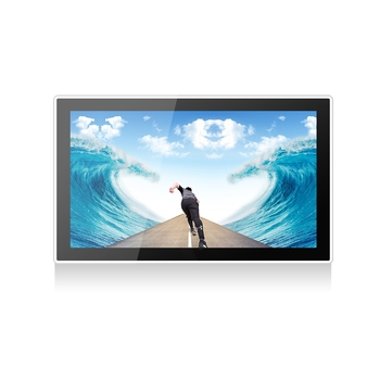 21 inch Touchscreen wall mount poe tablet