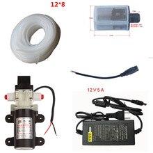 Interruptor de Presión Automático pequeño, bomba de agua de 12 v CC, 45W, 4L/min