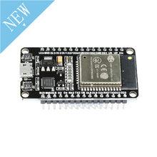 Esp32 placa de desenvolvimento ESP-32 ESP-32S wifi bluetooth núcleos duplos cpu mcu placa cp2104 iot para luanode nodemcu esp32s para arduino