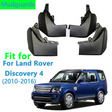 A-Premium Splash Guards Mud Flaps Mudflaps for Land/ Rover Discovery 2014-2016 LR4 2010-2016 Front and Rear 4-PC Set