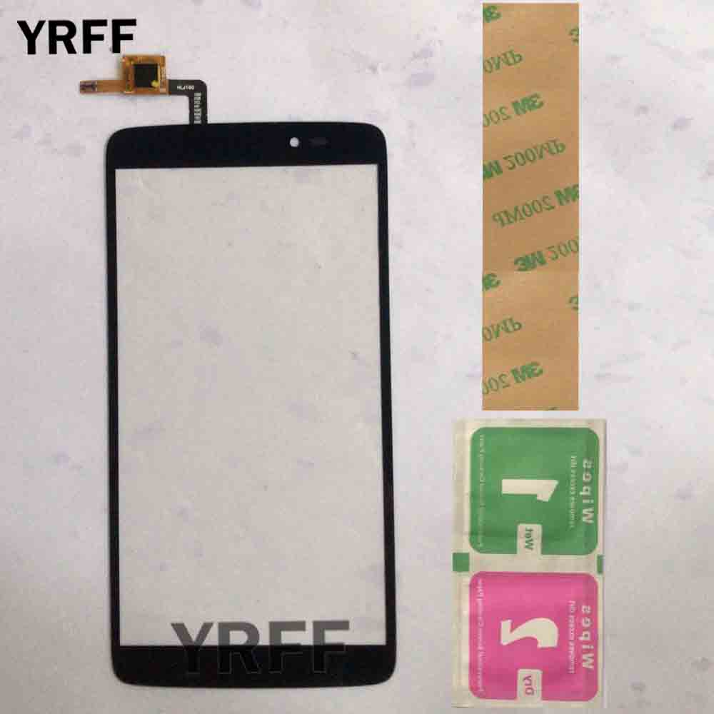 5.5inch Touch Screen Panel For Alcatel Idol 3 6045 OT6045 6045K 6045Y 6045I 6045O Touch Screen Digitizer Sensor Lens Glue Wipes