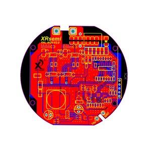 Image 4 - 2CM QI kablosuz şarj PCBA devre kartı DIY Samsung S20 S10 S9 Note10 iPhone XR XS 11 Pro max 10W hızlı kablosuz şarj