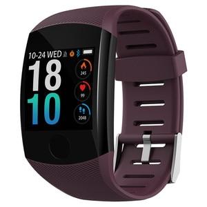 Image 3 - Reloj inteligente Q11 PK Q9, reloj inteligente deportivo con control del ritmo cardíaco y de la presión sanguínea de Larga modo de reposo para hombre y mujer