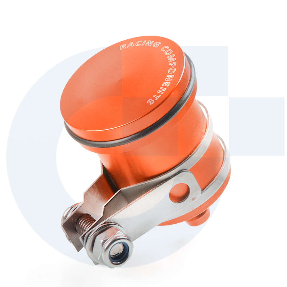 Hight quality Motorcycle Accessories Clutch Tank Cylinder Master Oil Cup Brake Fluid Reservoir For <font><b>KTM</b></font> <font><b>950</b></font> <font><b>SM</b></font> 990 <font><b>SM</b></font> image