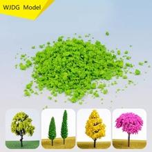 Sand table building model materials DIY manual scene material package tree powder sponge simulation tree powder grass powder