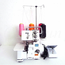 Sewing-Machine-Edging Overlock Industrial-Dual-Use Lockstitch Household And Four-Wire