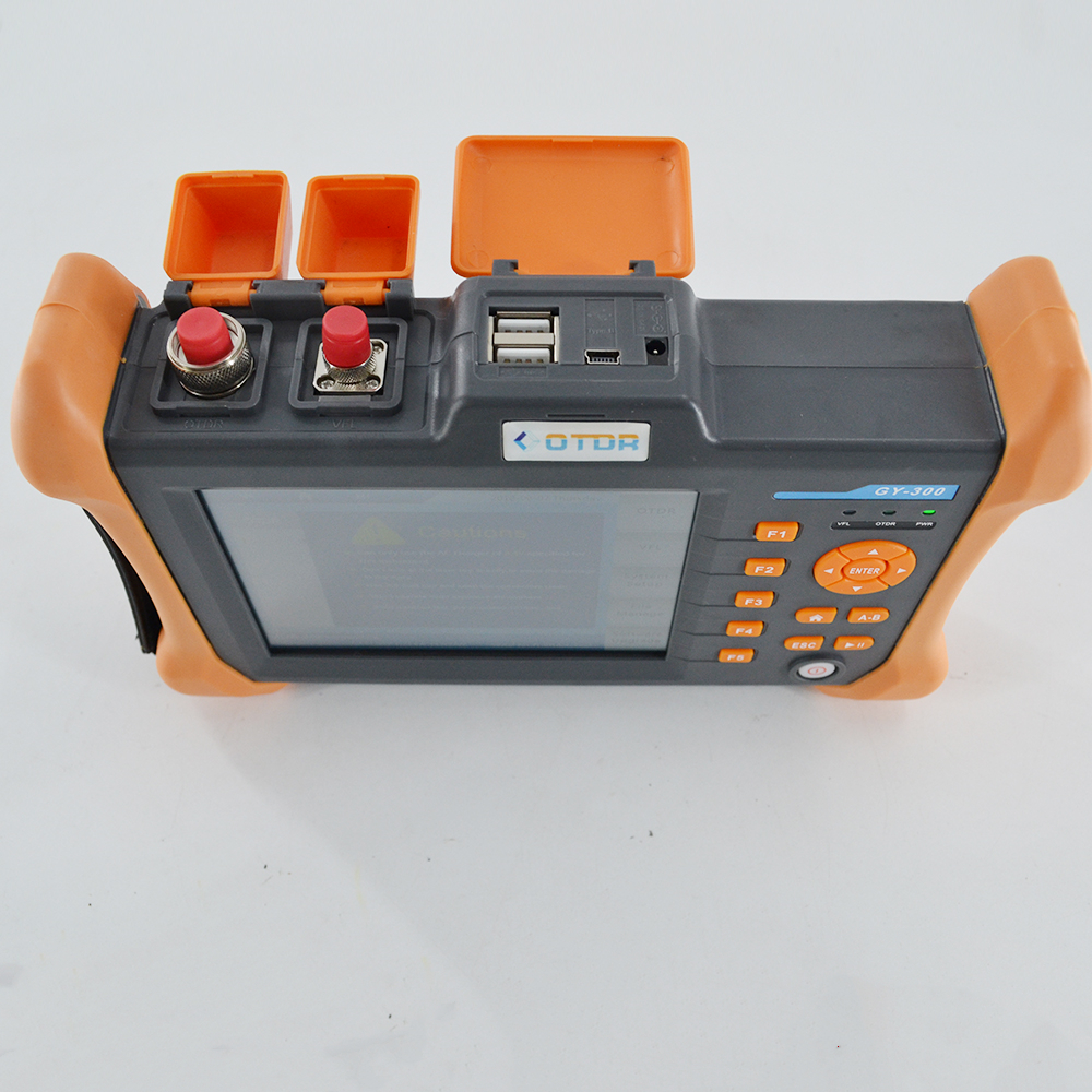 Image 4 - TMO 300 SM 32/30dB 1310/1550nm SM OTDR Tester Built in 10mW VFL Optical Fiber Test-in Fiber Optic Equipments from Cellphones & Telecommunications
