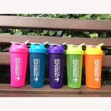 BPA бесплатно шейкер бутылка сывороточный протеин порошок бутылка для смешивания спортивное питание протеиновый шейкер фитнес бутылка для воды