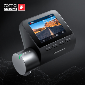 Original 70mai Dash Cam Pro 1944P Speed & Coordinates GPS ADAS 70mai pro Car Dash Camera WiFi DVR Voice Control 24H Park 70mai(China)