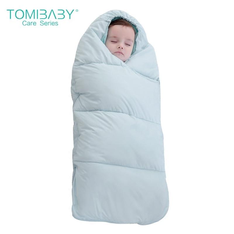 Baby Sleeping  Basket  Wind-proof And Waterproof Baby Sleeping Bag Thickening Baby Sleeping Bag
