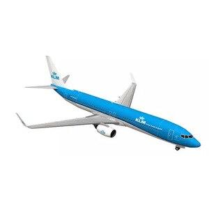 1 чем 100 boeen 737 самолет Голландия авиационная бумага модель DIY обучающая ручная работа бумажная складная игрушка модель самолета