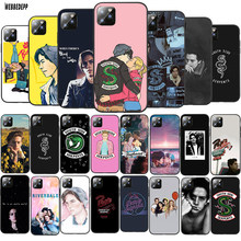 Riverdale TV Southside Serpent TPU Phone Cover for Apple iPhone 11 Pro for iPhone 11 Pro Max silicone Soft Case(China)