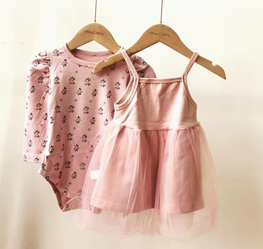 2020 New Baby Lovely Princess Dress 100 Day Old Girl Baby Sweet Puffy Yarn Skirt Set Newborn Baby Girl Clothes
