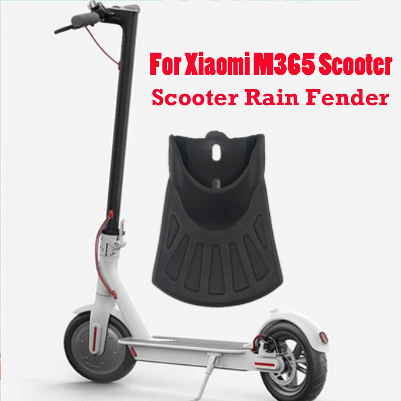 Rear Front Splash Mudguard Frame for Xiaomi Mijia M365 Electric Scooter Fender Wing Water Retaining the Tail Mudguard Extender