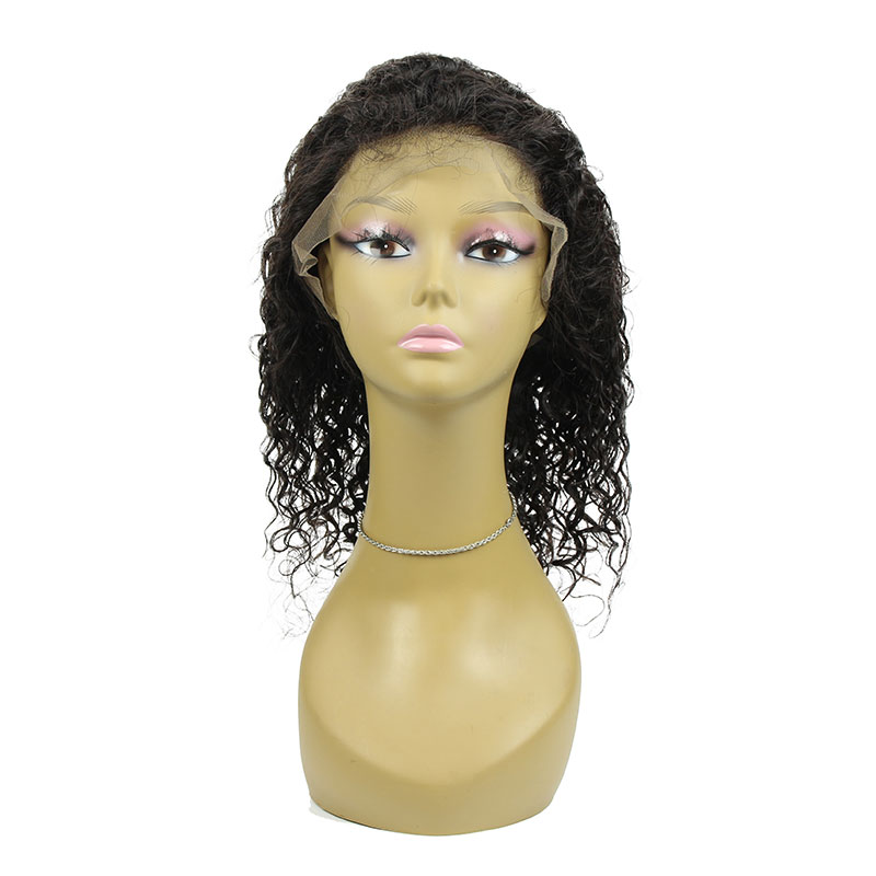 150% Density Lace Front  Human Hair Wigs Wholesale  Lace Front Wig With Baby Hair