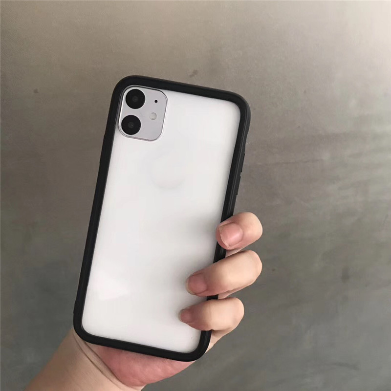 Red Purple BSLVWG Compatible with iPhone 11 Case,Marble Design Shockproof Flexible Soft Silicone Rubber TPU Bumper Cover Skin Case for iPhone 11 6.1 inch 2019