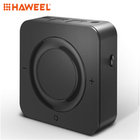 HAWEEL BT4842B Bluetooth V5.0+EDR Wireless Bluetooth Transmitter Receiver Adapter Stereo Audio Music Adapter with 3.5mm Audio Ca