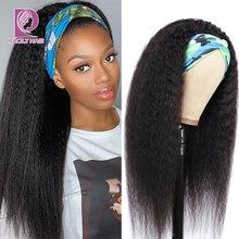 Racily волосы парик с головной повязкой эффектом деграде (переход