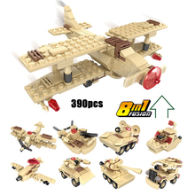 War Helicopter Building Blocks Toy Compatible Legoed Technic Vehicle Tank Plane City Bricks Educational Toys For Children Gift 957pcs my world figures toy building blocks compatible with legoed minecrafted city diy bricks toy gift for boy girl gift new