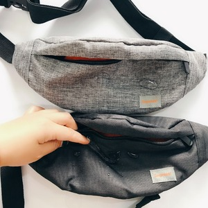 waterproof Men Female Casual Functional Fanny pack Waist Bag Money Phone Belt pouch belt bag with 3 zipper bags large capacity
