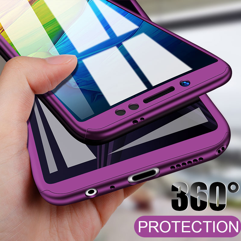 360 Shockproot Full Cover Cases For Xiaomi Mi 9 SE 9T CC9 CC9E Note 10 Pro 360 Case For Redmi 8 Note 8T 7 6 5 Pro 7A 6A Cover