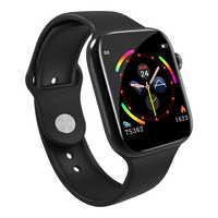 W4 Smart Watch Bluetooth Smartwatch Men Women Music Camera Heart Rate Monitor Waterproof Smart Bracelet VS W34