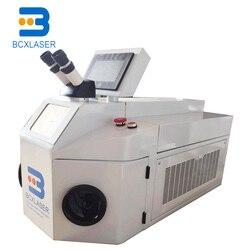 Nowy projekt BCX LASER 100W 200W spawarka laserowa do biżuterii złoto srebro