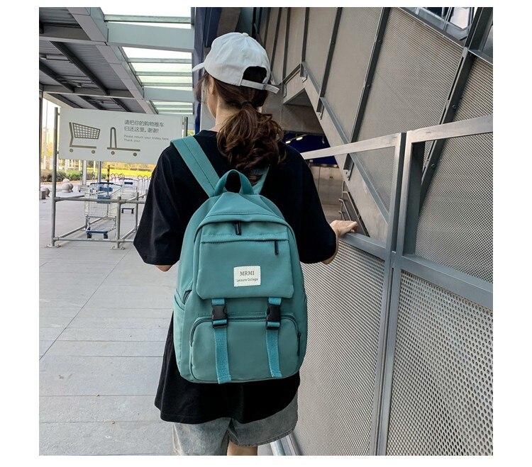 saco de escola para adolescentes meninas ombro