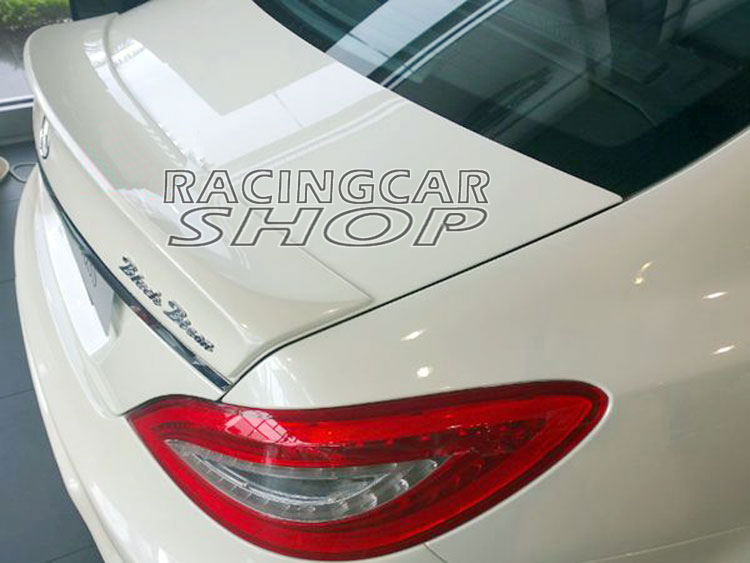 PAINTED W Style rear Trunk Spoiler For BENZ CLS-CLASS W218 C218 2012UP M062F