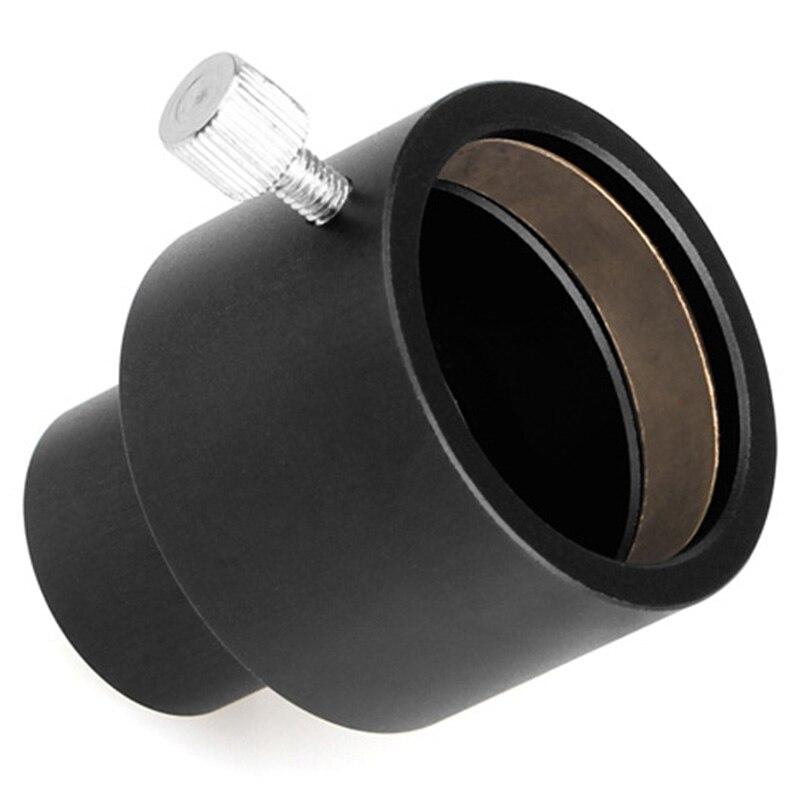 0.965 a 1.25 adaptador ocular telescópio astronomia