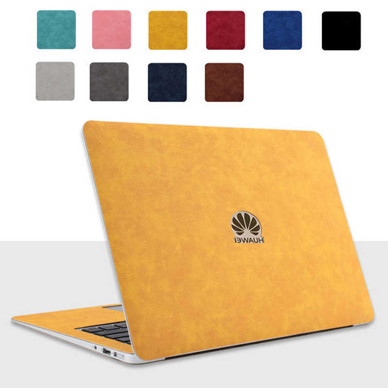 PU Leather Cover Skin For huawei matebook d 14 d14 d15 case Laptop ...
