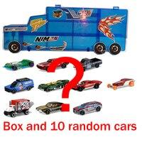 box and 10cars