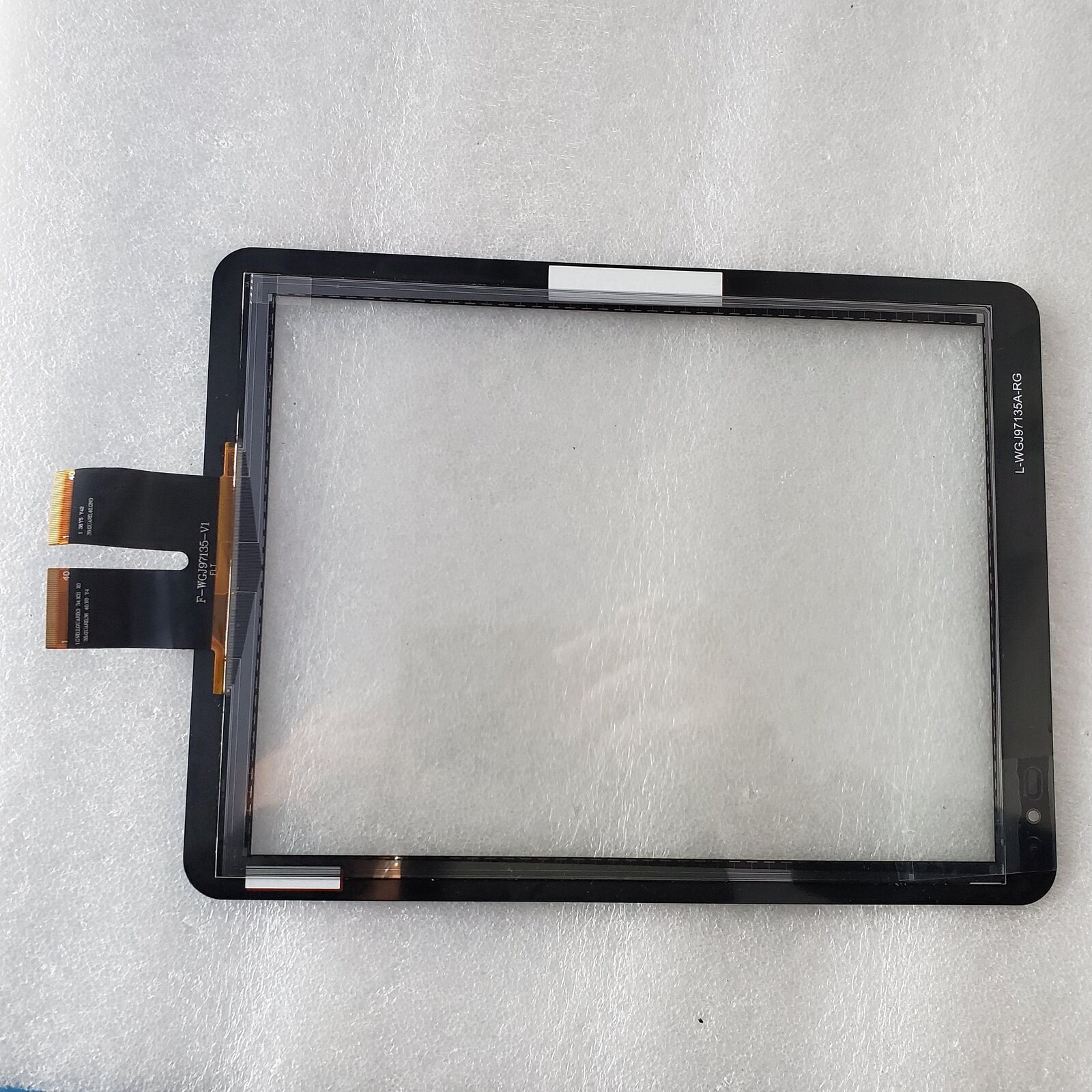 For P/N F-WGJ97135-V1 L-WGJ97135A-WHY 2 For Auto Scanner Touch Screen For Autel MaxiSys Elite