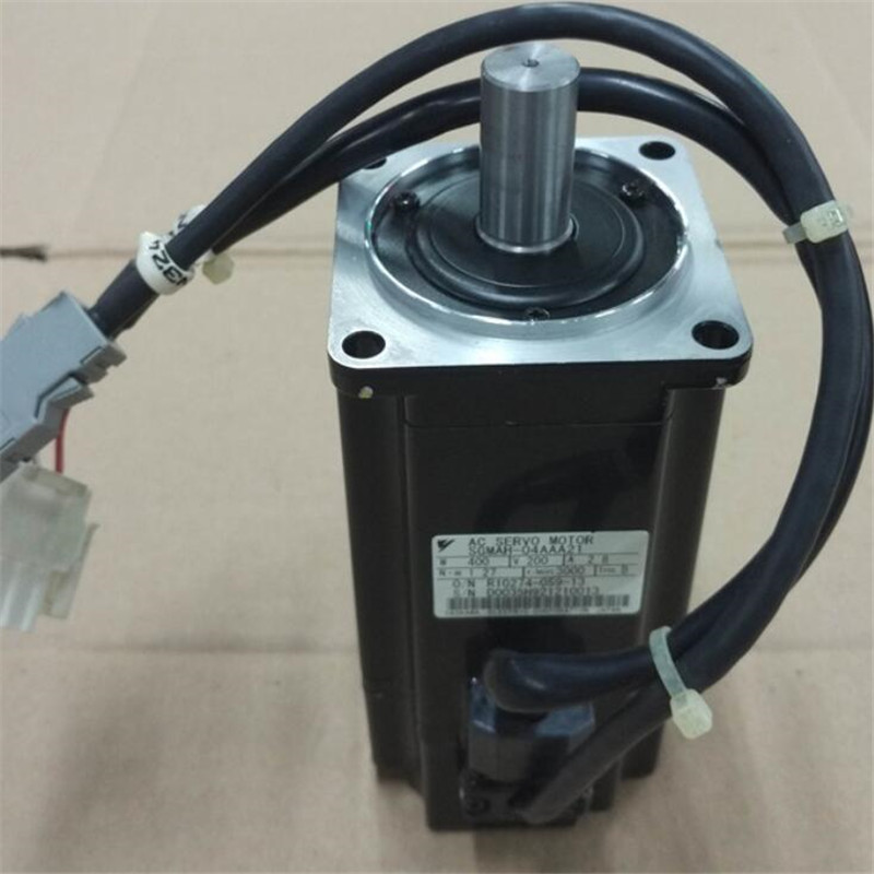 Used Tested Working SGMAH-04AAA21 AC SERVO MOTOR