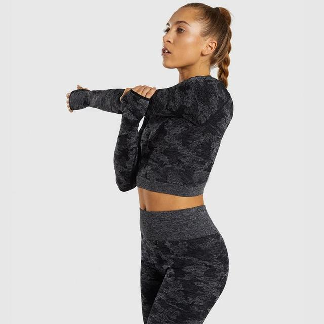 Yoga Leggings Women Gym Suit